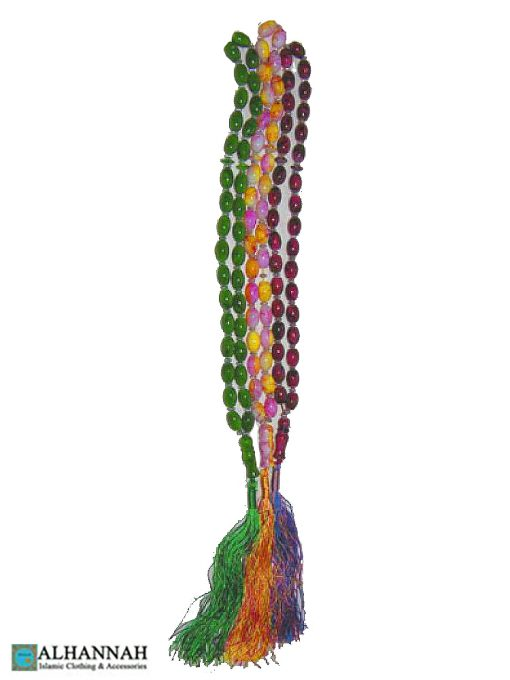 Glass Tisbah Islam Prayer Beads.jpg