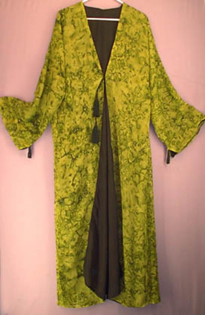 Reversable Khalije Style Abaya with matching shayla ab115