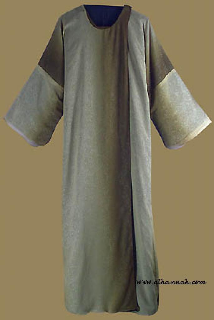 Reversable Omani Style Abaya with matching shayla   ab220