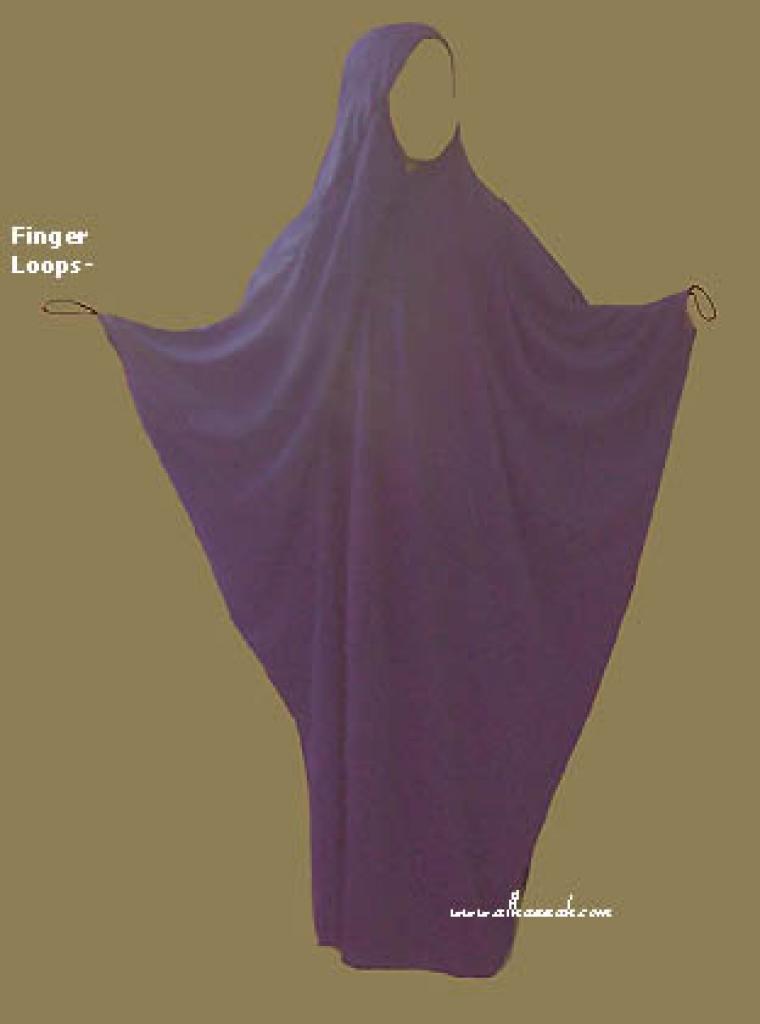 Traditional Saudi Open Abaya   ab222