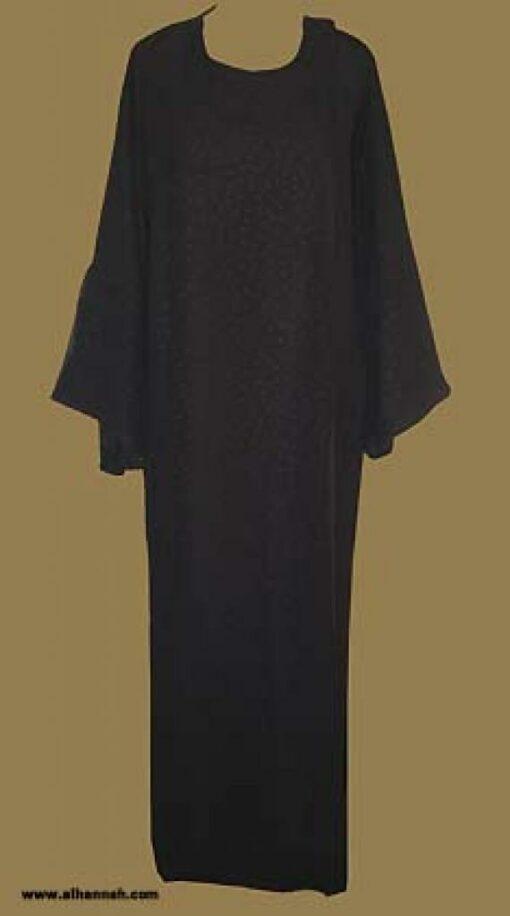 Reversible Omani Style Abaya  ab241