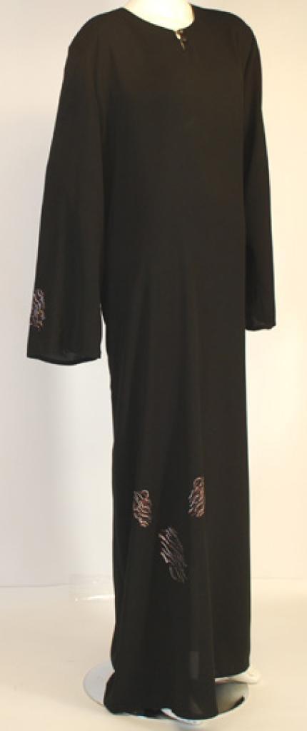 Zahira Al Karam Beaded Abaya ab442