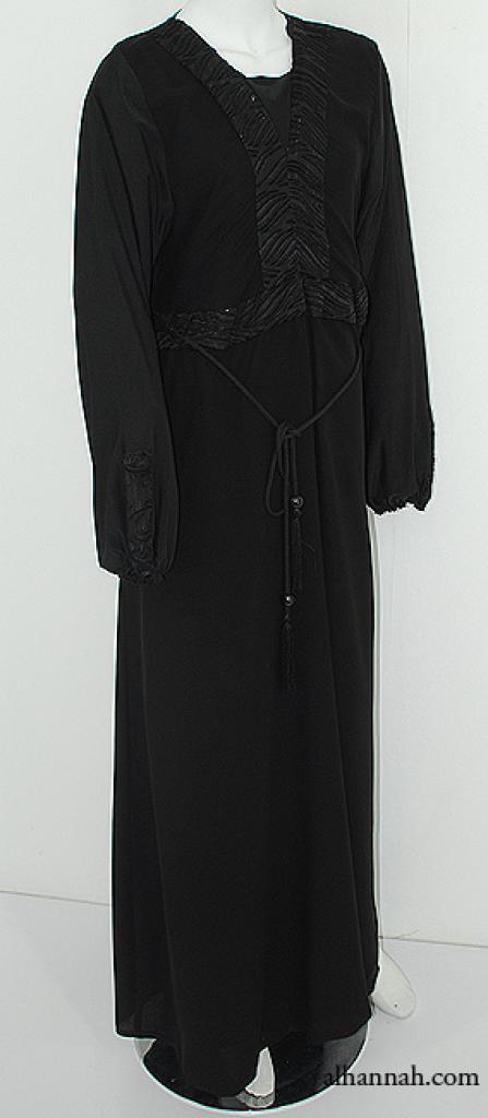 Embroidered Womens Abaya ab572
