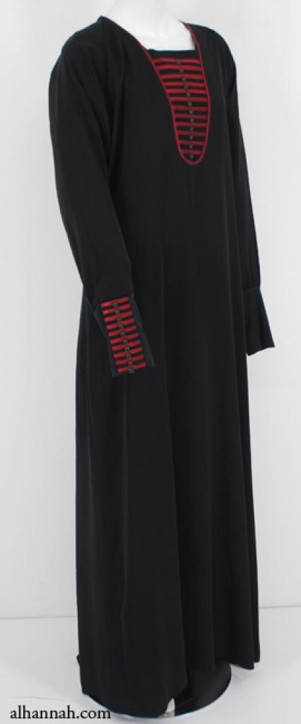 Embroidered Womens Abaya ab580