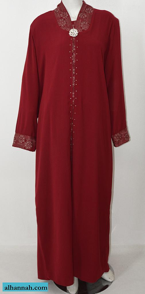 Nazihah Abaya - Pull Over Style ab668