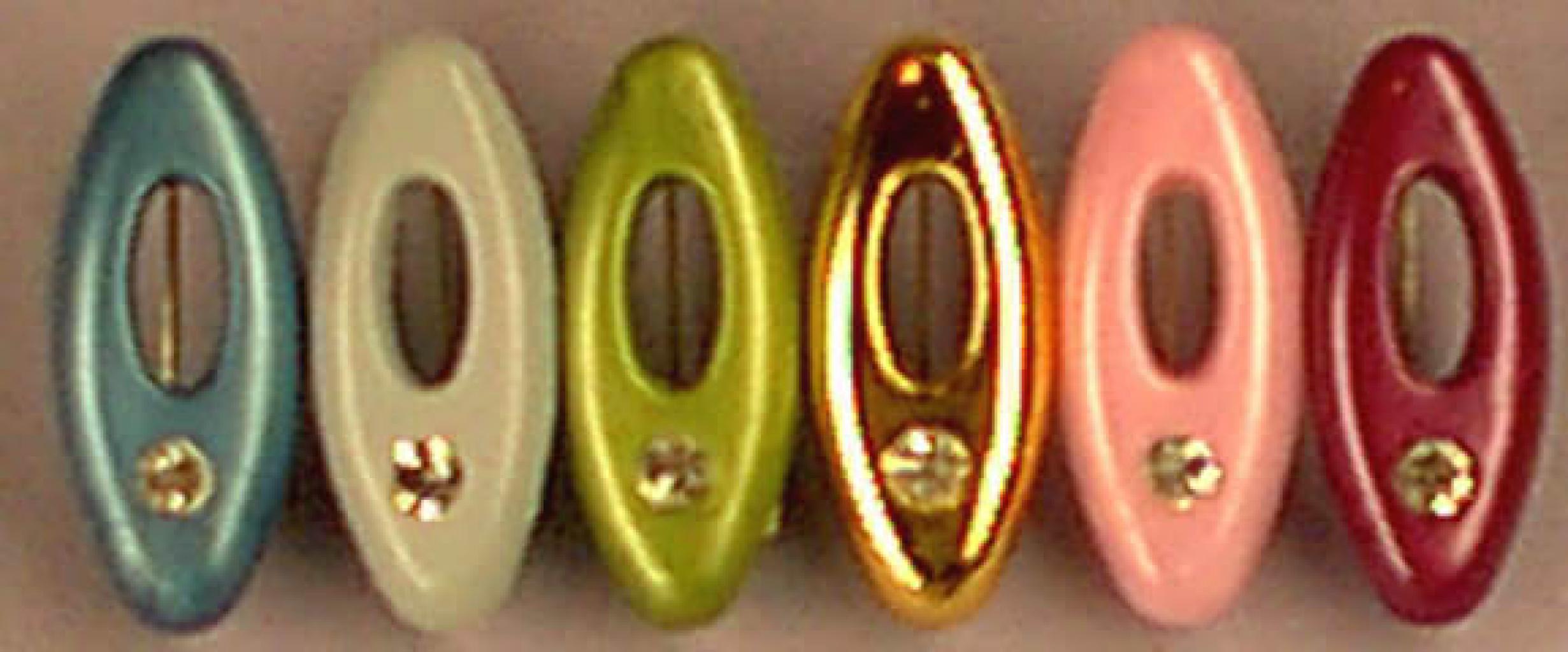 Colored diamond hijab pins ac109