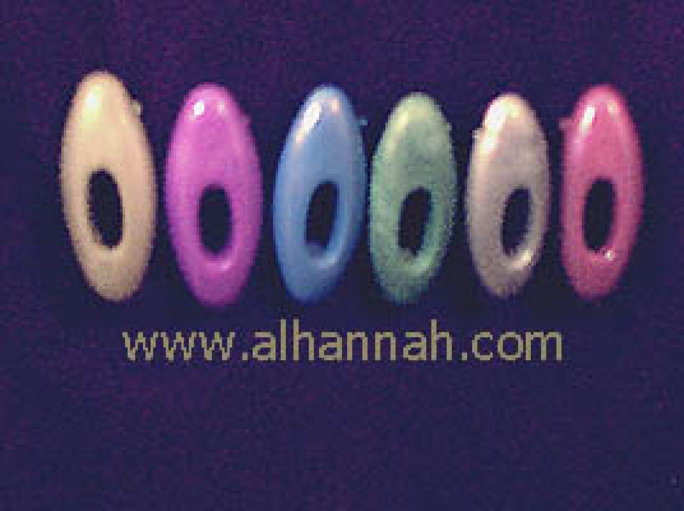 Colored Hijab Pins  ac111