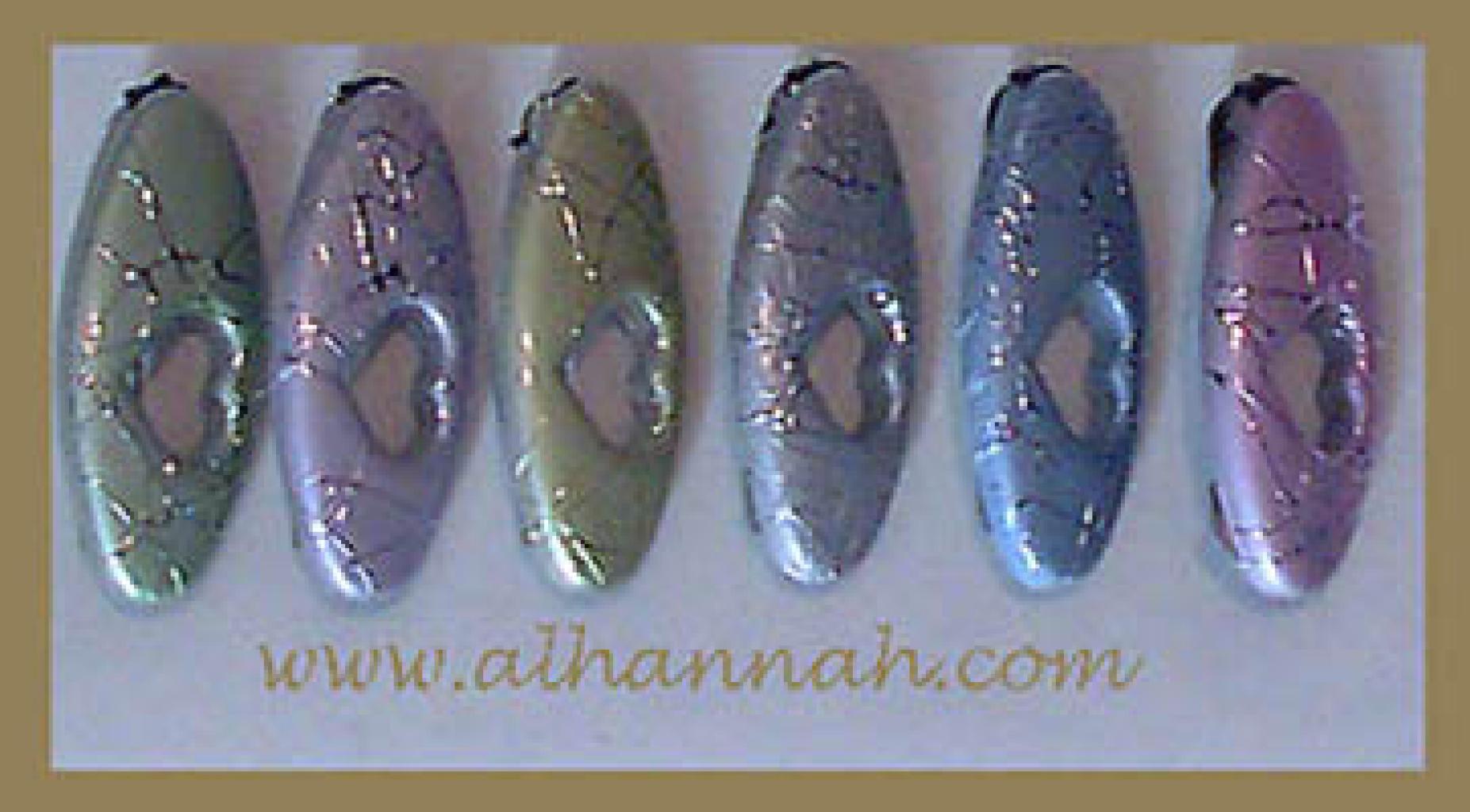 Pastel Hijab Pins  ac113
