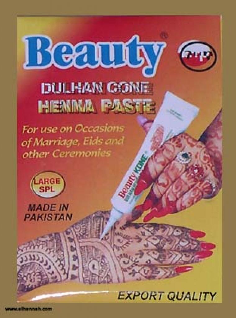 Dulhan Cone Henna Paste ac136