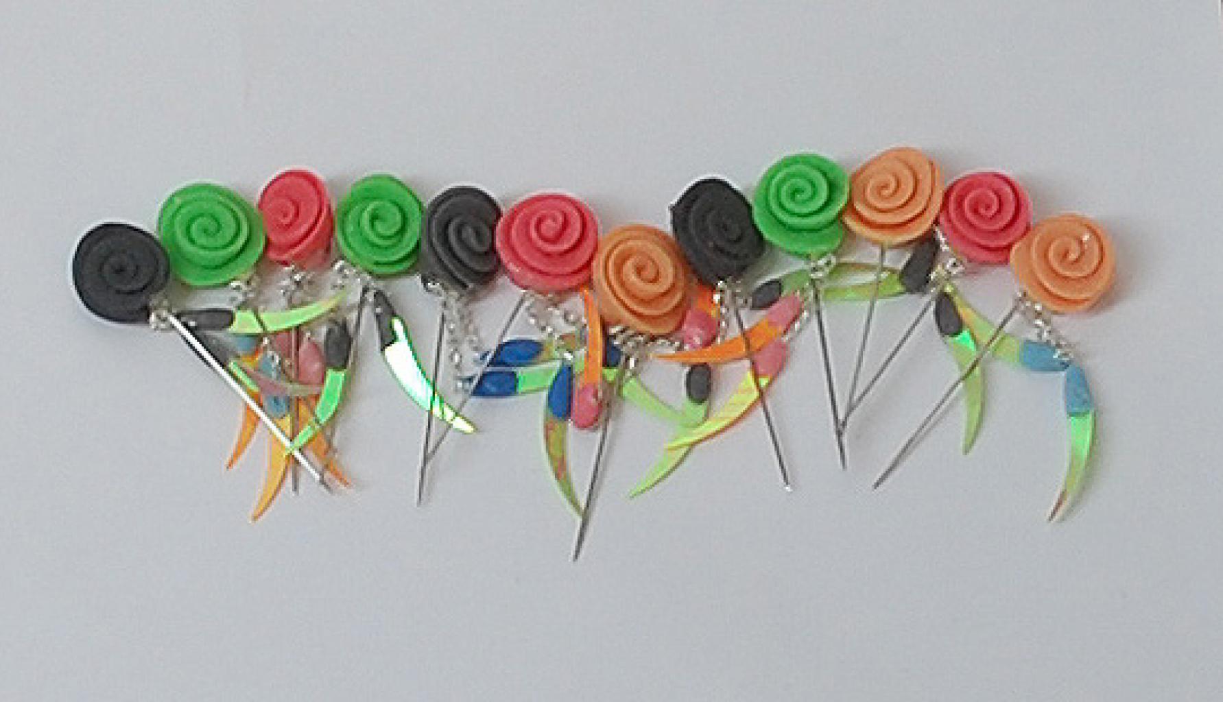 Stick Hijab Pins ac193