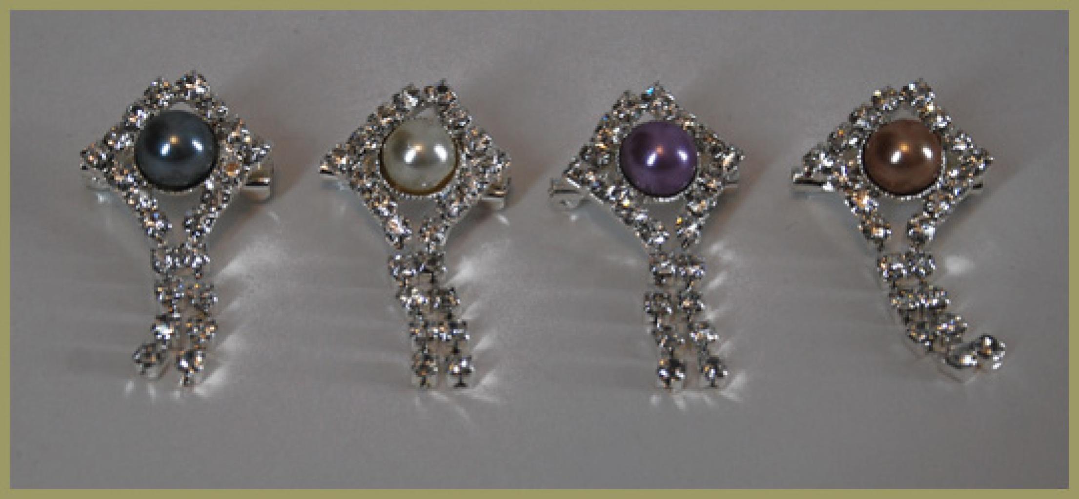 Rhinestone Hijab Pins ac200