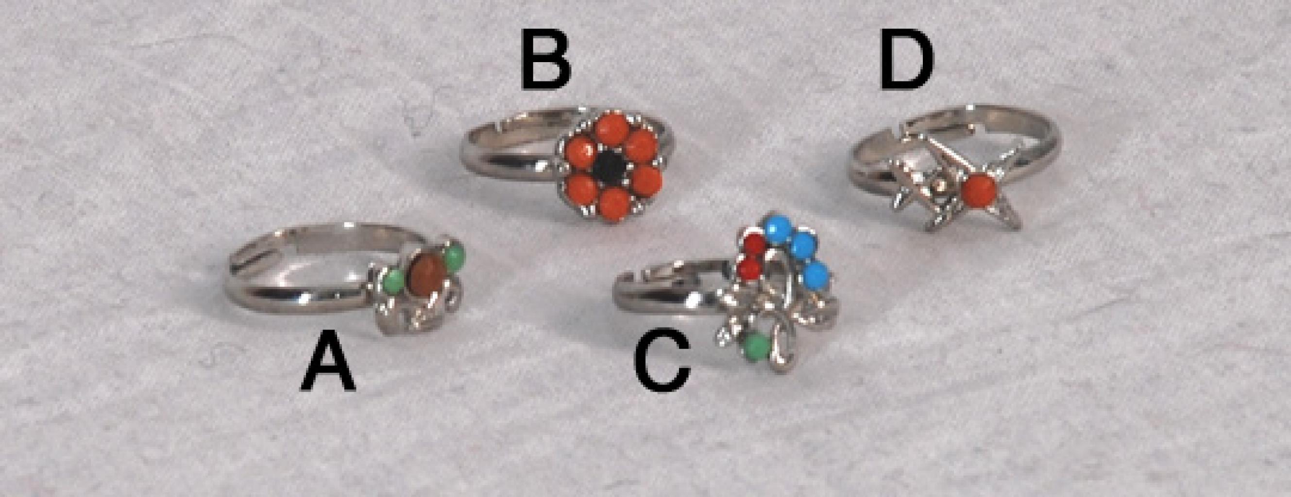 Small Hijab Rings  ac223