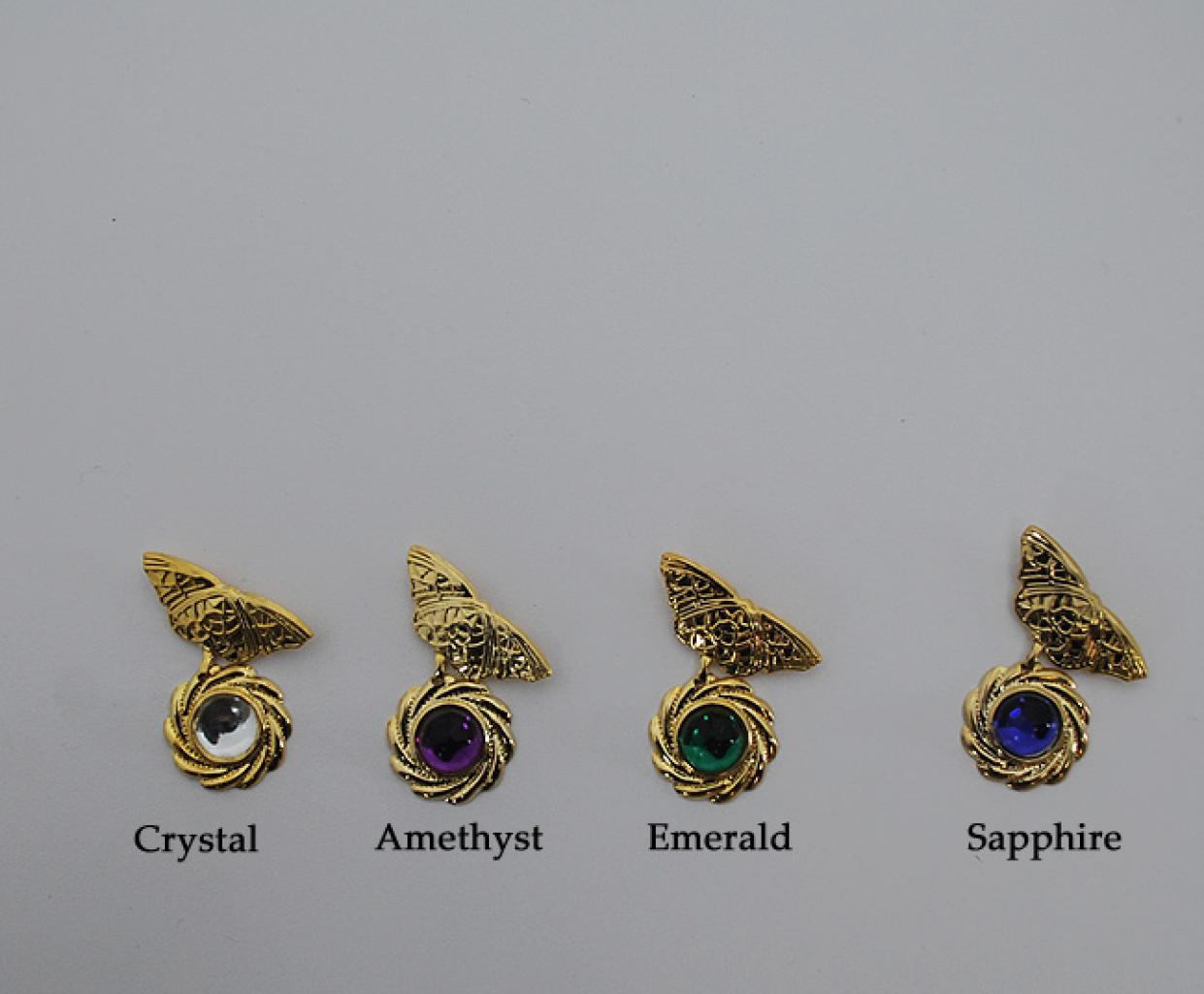 Brass Brooch Pin ac283