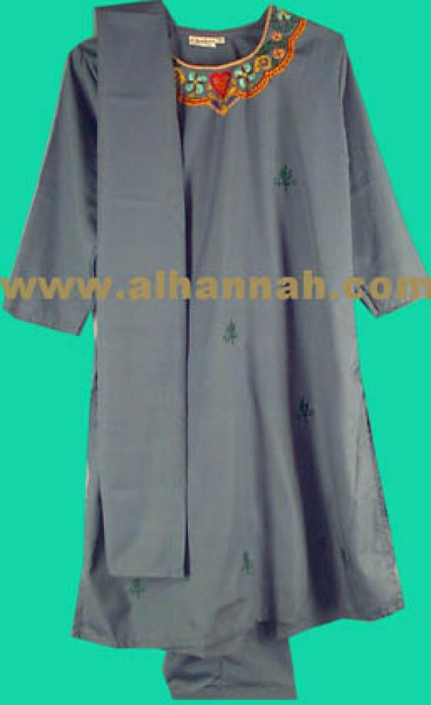 Girl's Embroidered Salwar Kameeze ch127