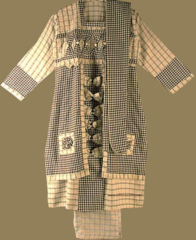 Girl's Salwar Kameez ch311
