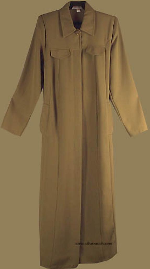 Girl's Traditional Jordanian  Jilbab ch324