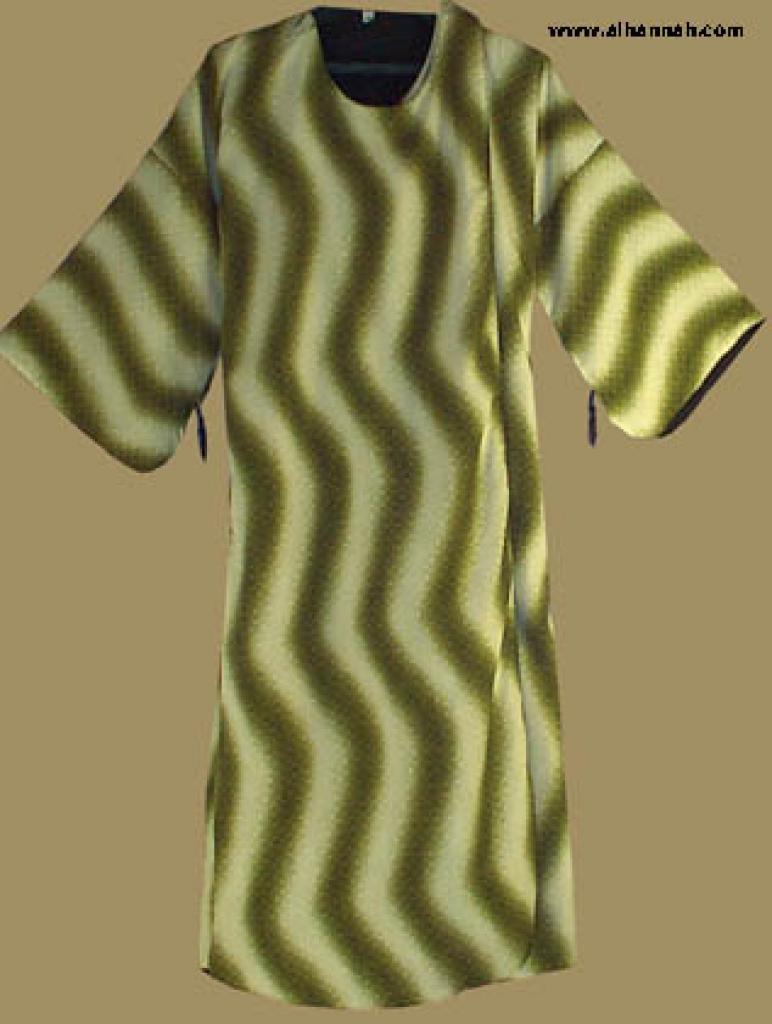 Girl's Reversable Omani Style Abaya with matching shayla   ch327