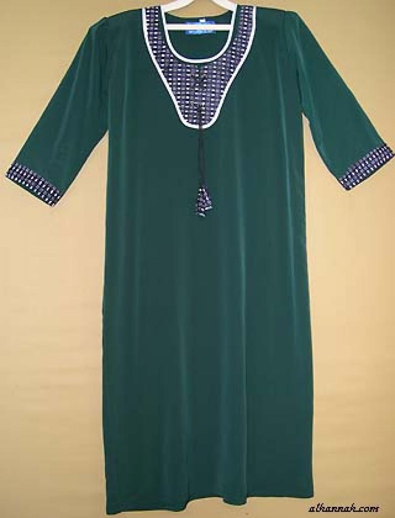 Girl's Classic Arabian Thobe ch348