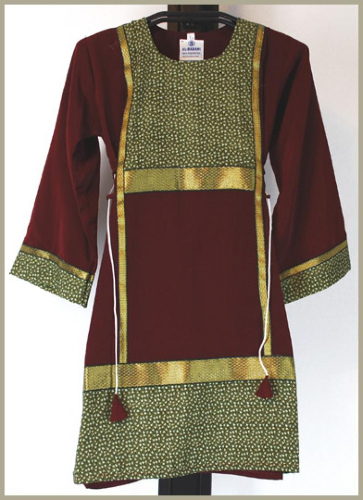 Girls Saudi Dress ch434