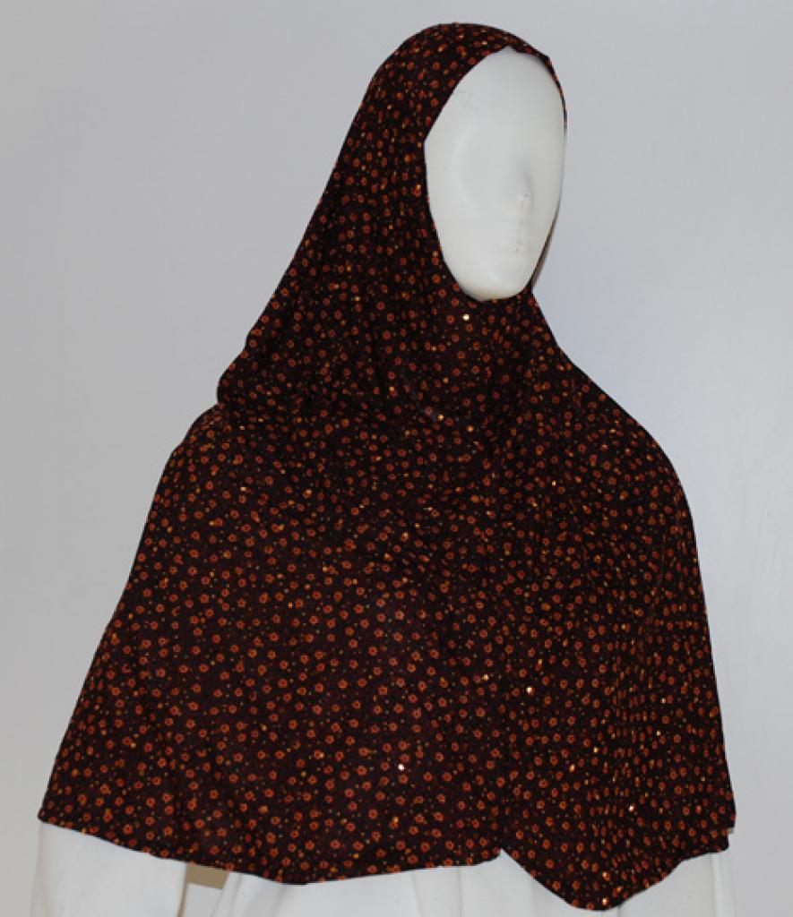 Girls Long One-Piece Al Amirah Hijab ch444