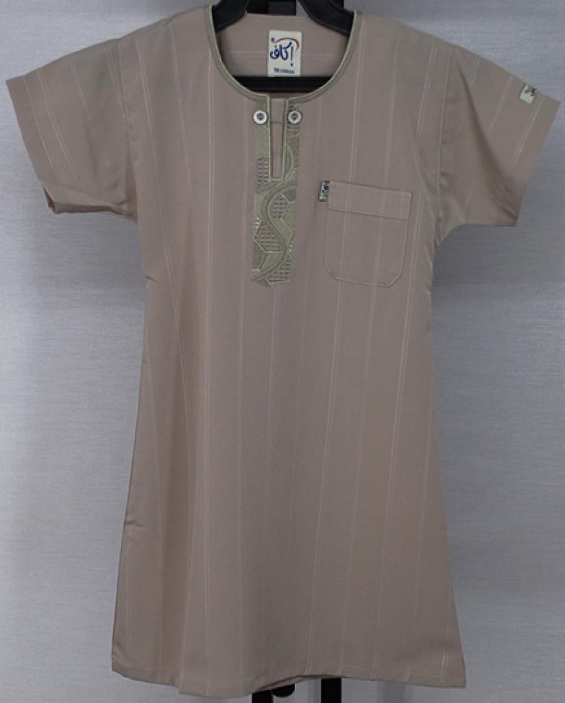 Boys Premium Akafh Moroccan Style Dishdasha ch463