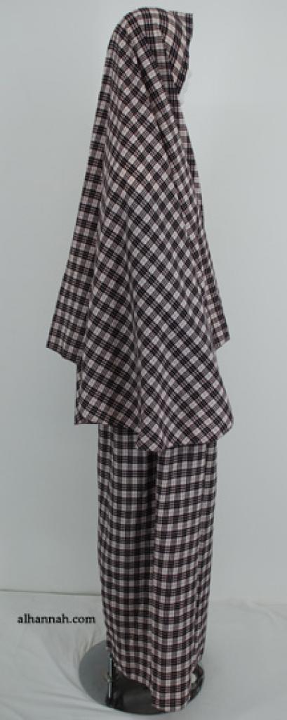 Girls Cotton Blend Prayer Outfit  ch480