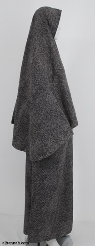 Girls Cotton Blend Prayer Outfit  ch481