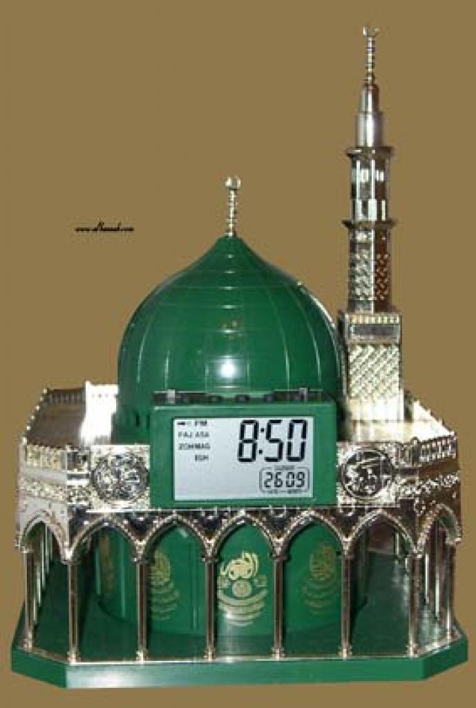 Deluxe Automatic Azan Clock gi348