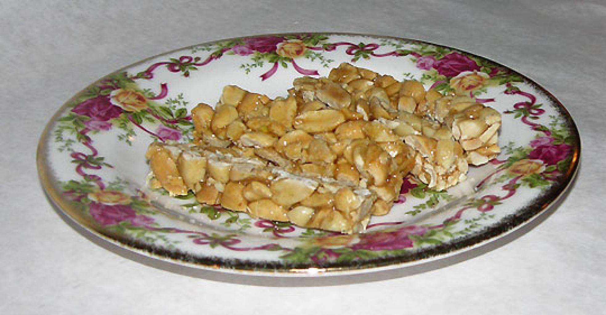 Sudanese Peanut Snack Bar gi378