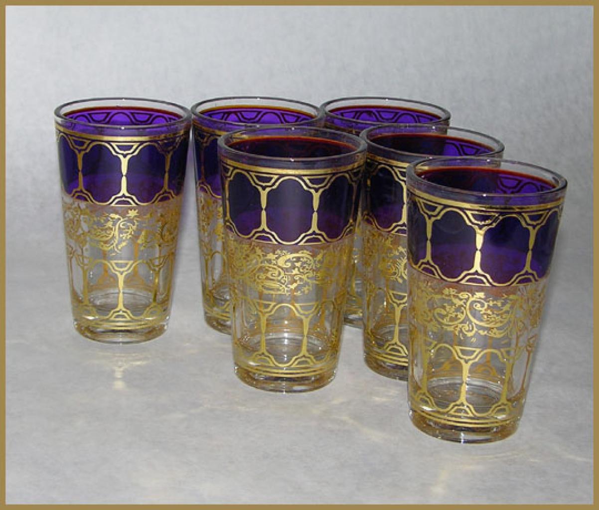 Moroccan Tea Cup Set gi383