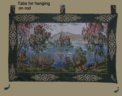 Decorative Embroidered Wall Tapestry gi401