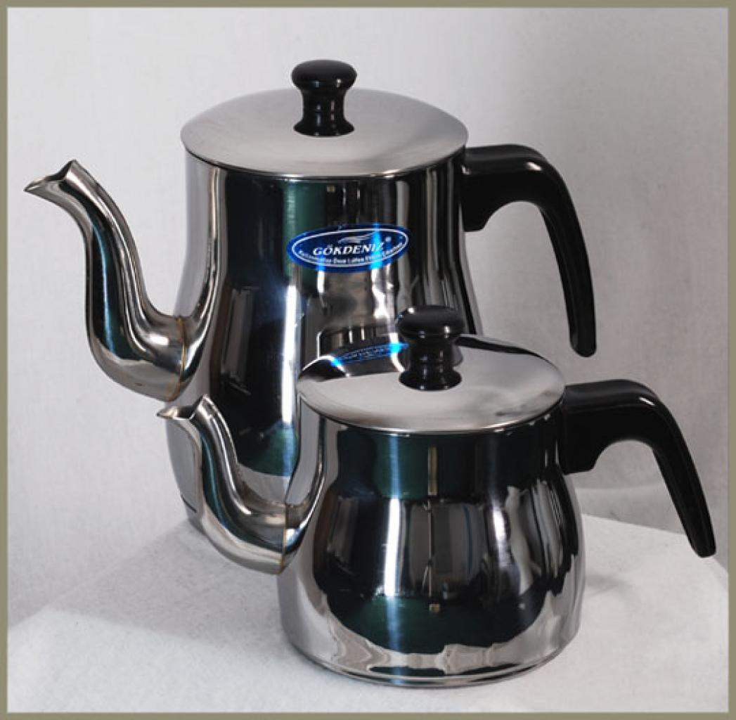 Turkish double teapot gi418