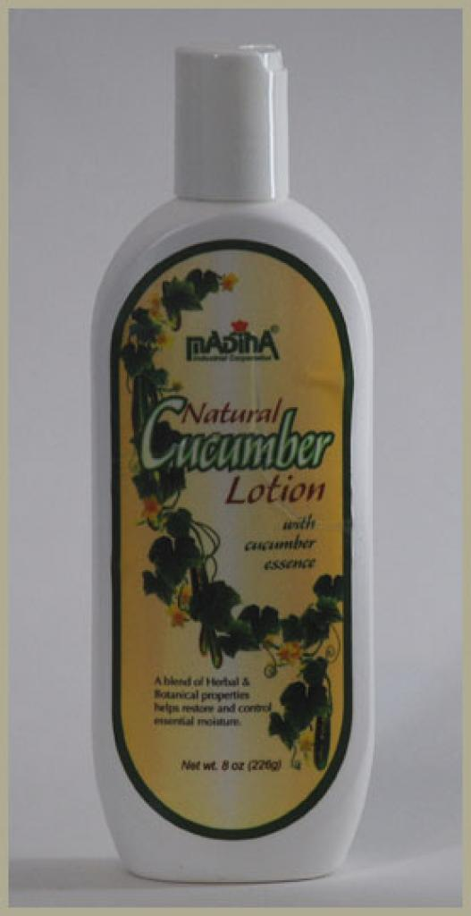 Halal Cucumber Lotion gi420