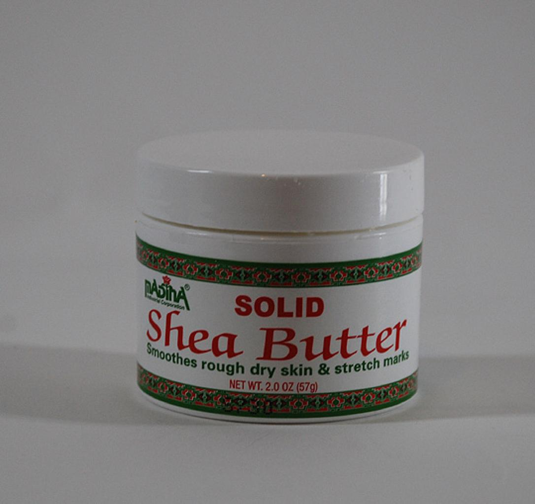 Natural Solid Shea Butter gi430