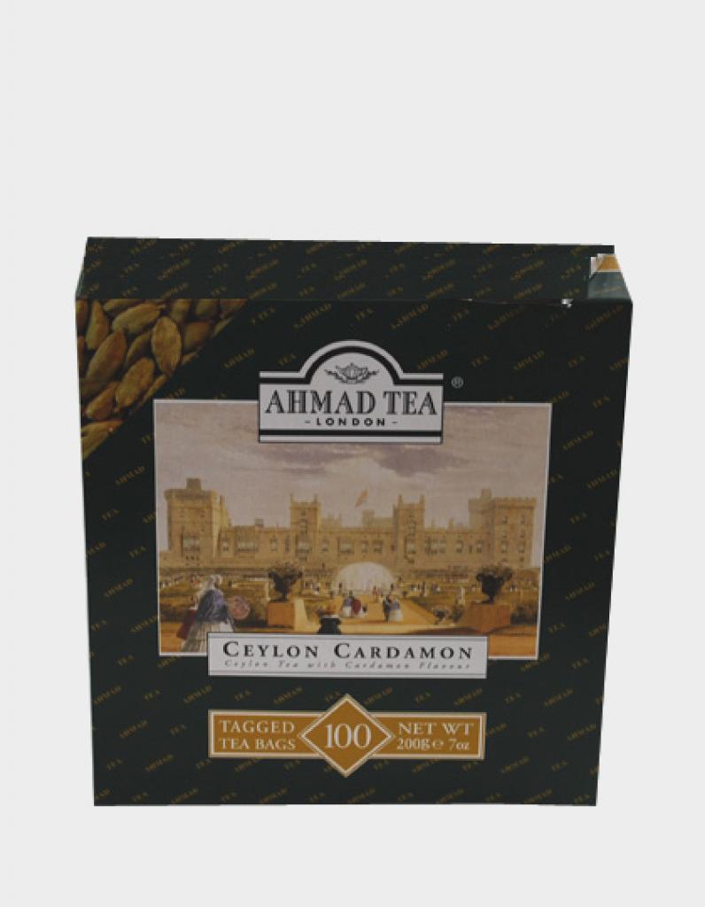 Ahmad Tea Ceylon Cardamon Tea  gi433