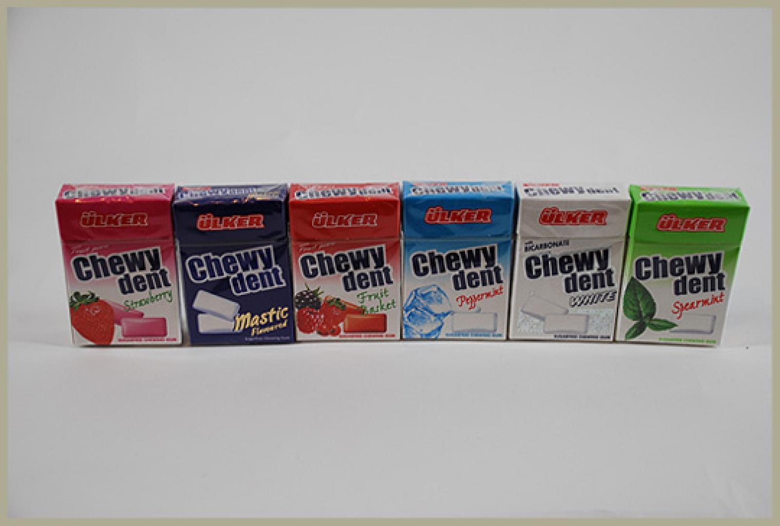 Ulker Chewy Dent Gum gi435