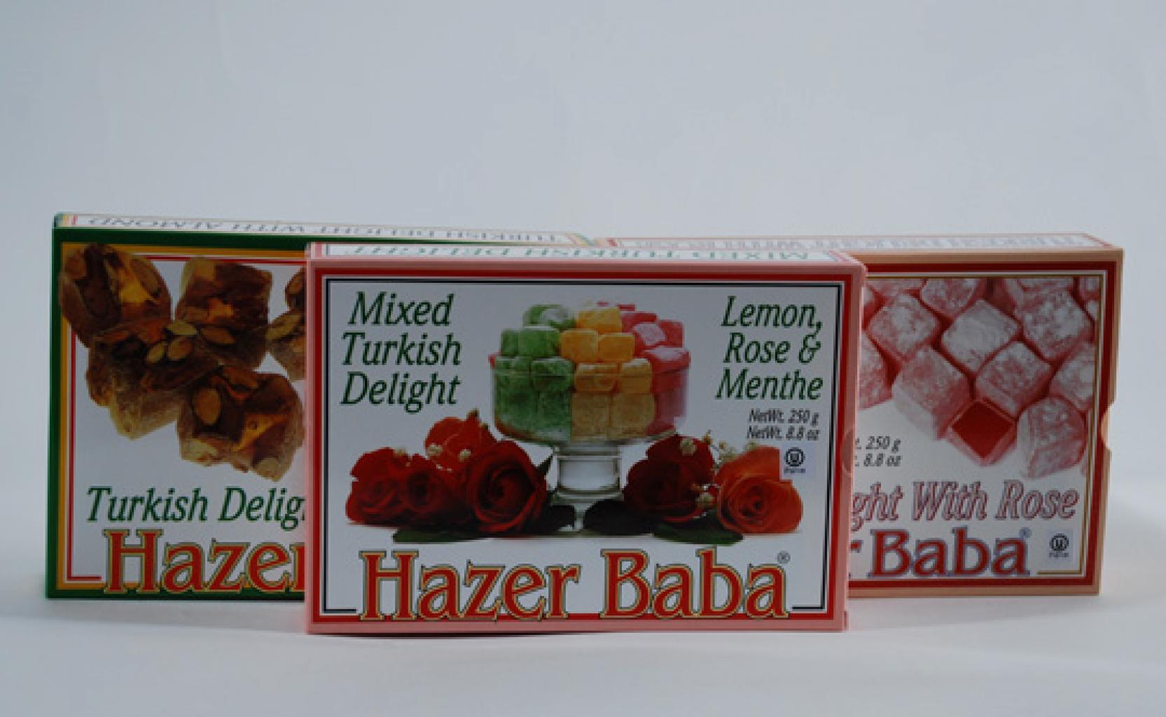 Hazer Baba Turkish Delights gi436