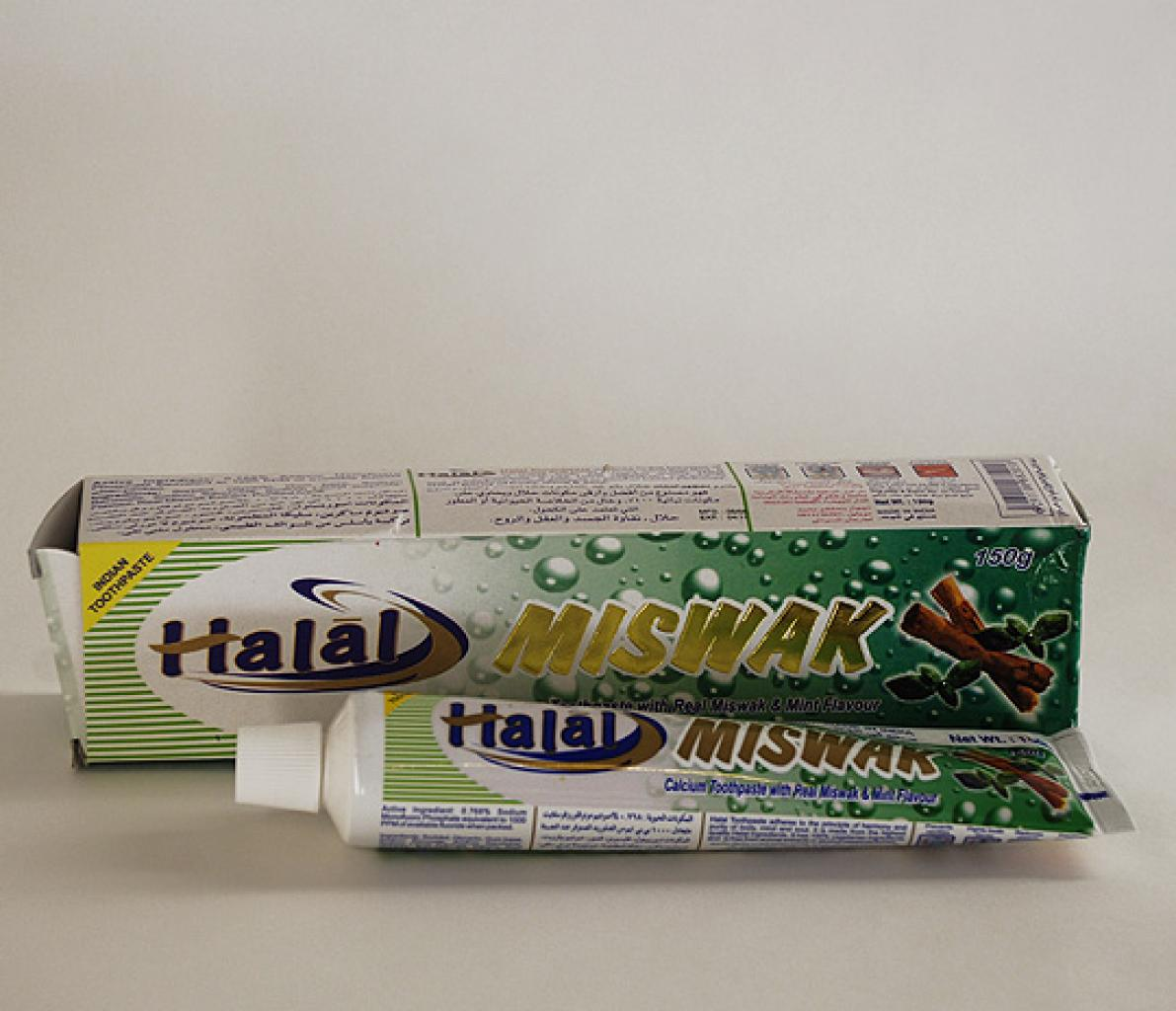 Halal Miswak Toothpaste gi494