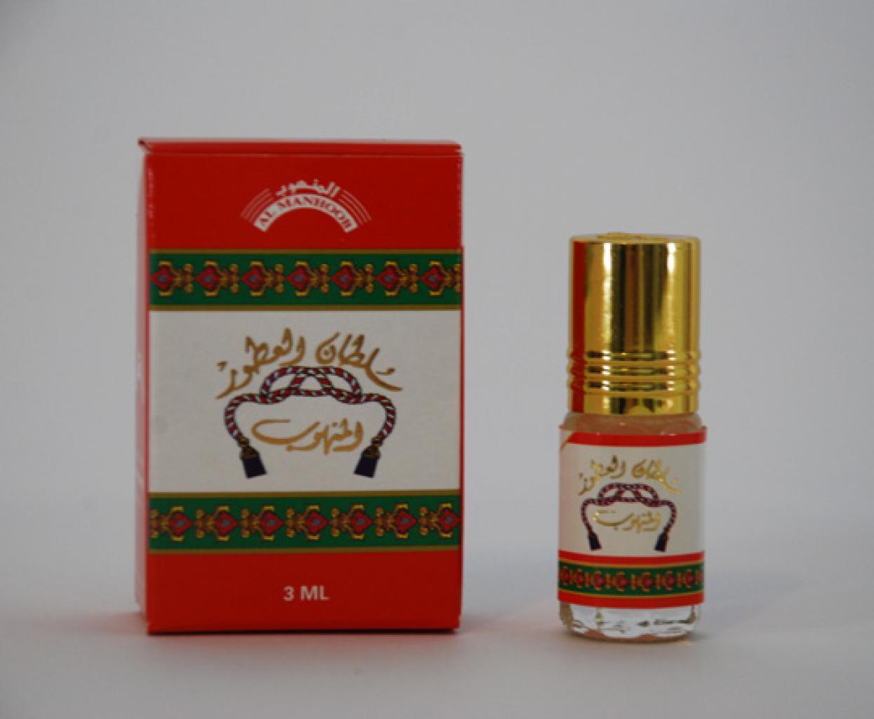 Sultana Perfume Oil gi502