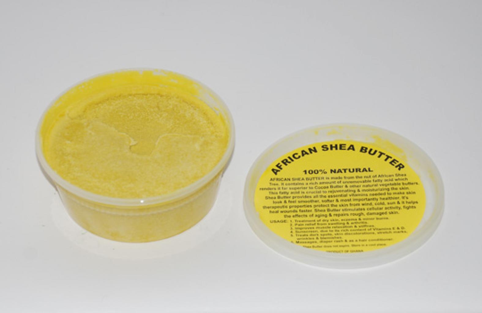 1Lb 100% Natural African Shea Butter gi531
