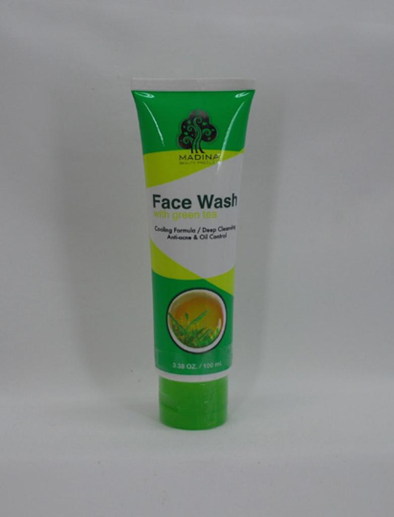 Halal Green Tea Face Wash gi569