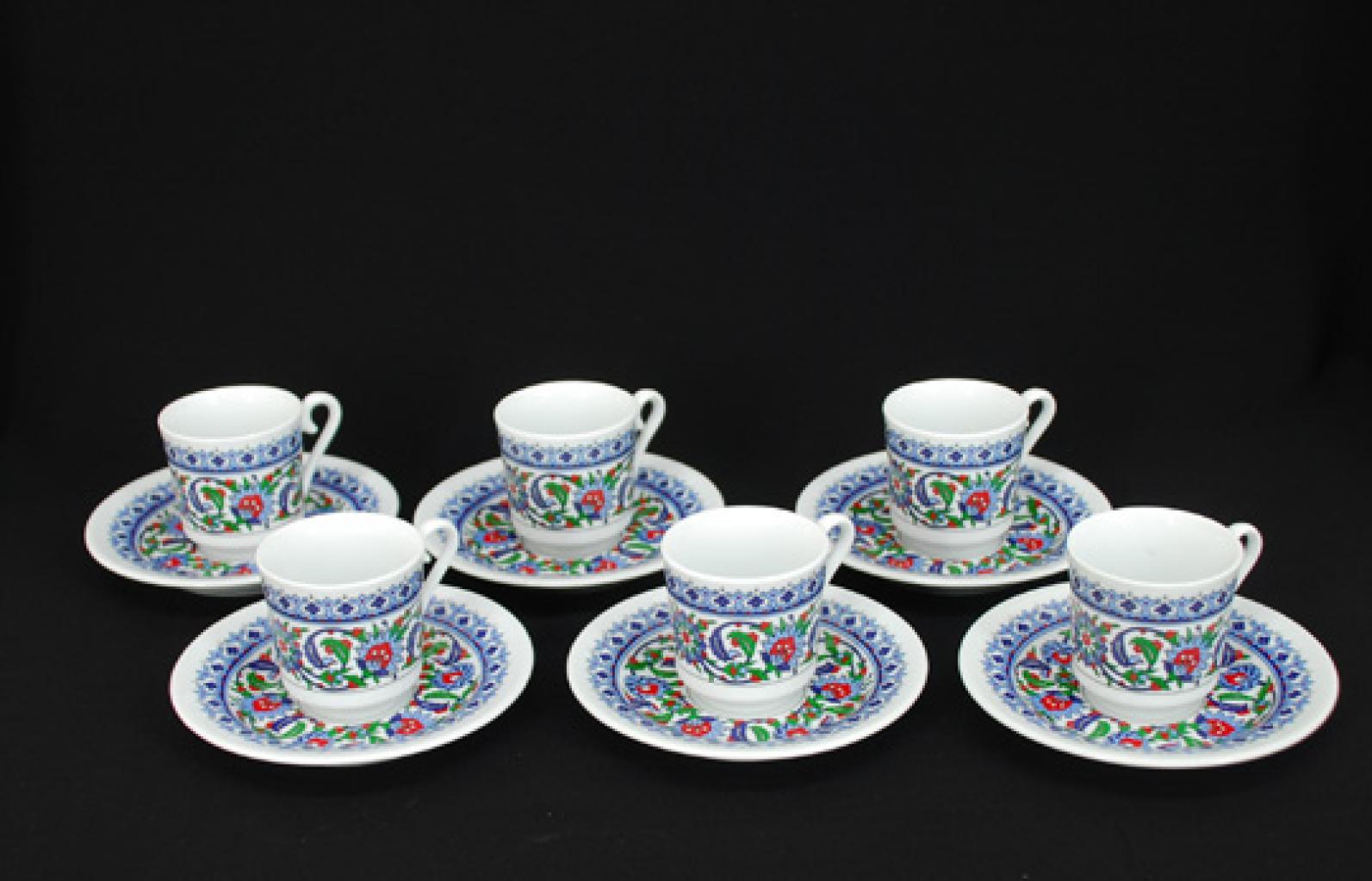 Premium Quality  Arabian Demitasse Coffee Cups gi575