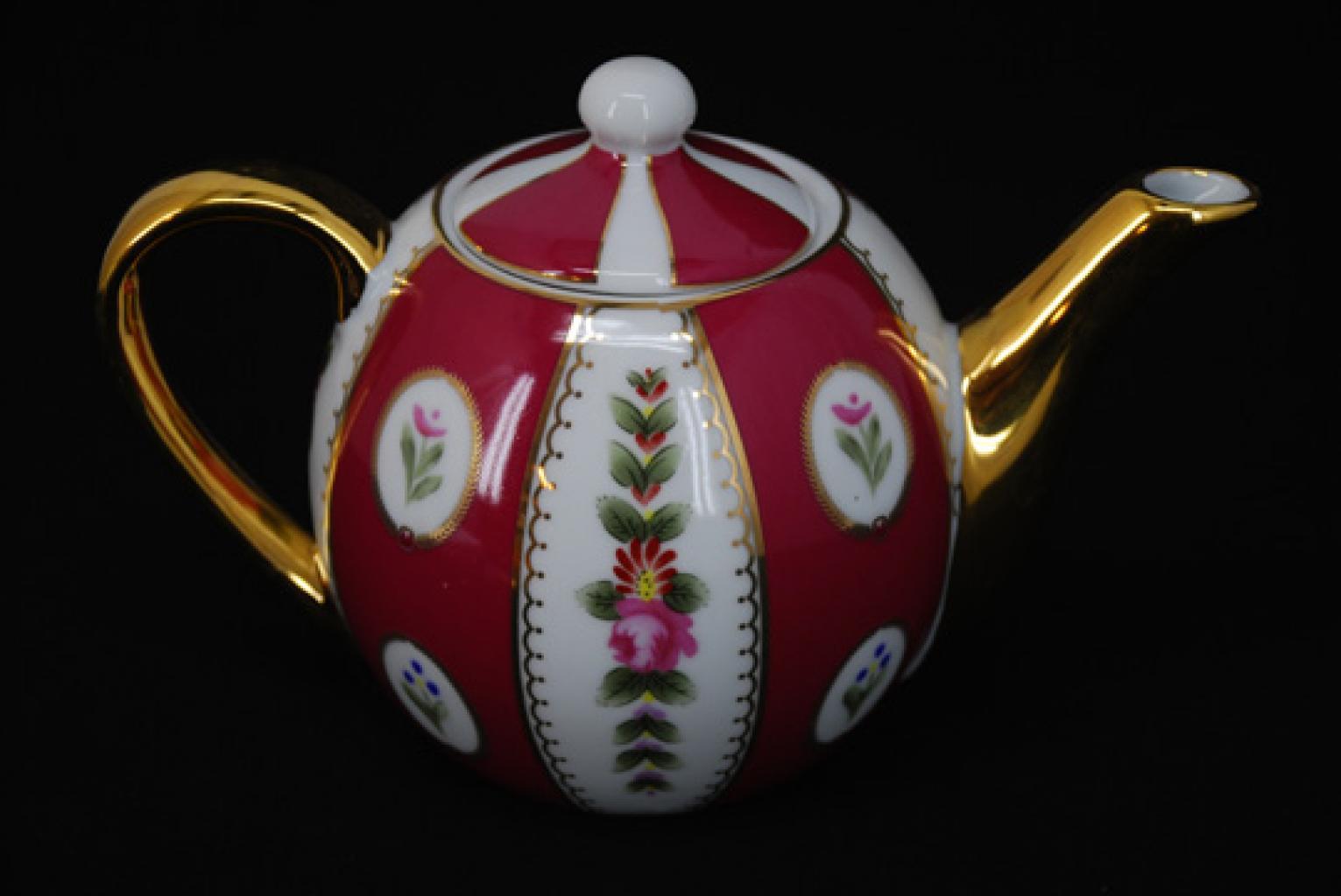 Decorative China Teapot gi582