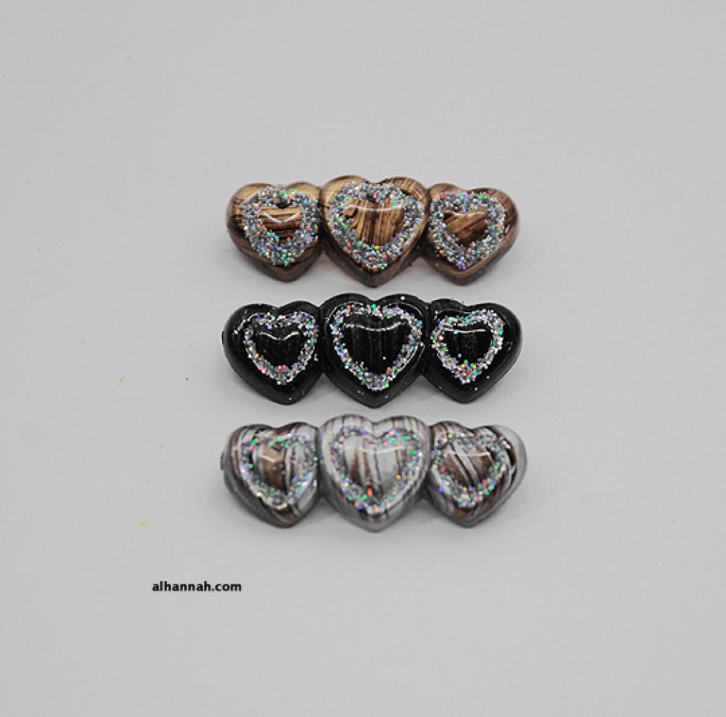 Multicolor Hijab Pins gi647