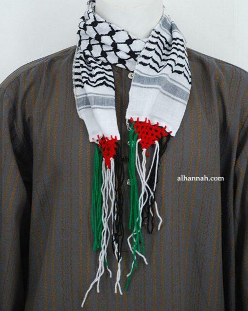 Smagh-Style Palestinian Scarf  gi684