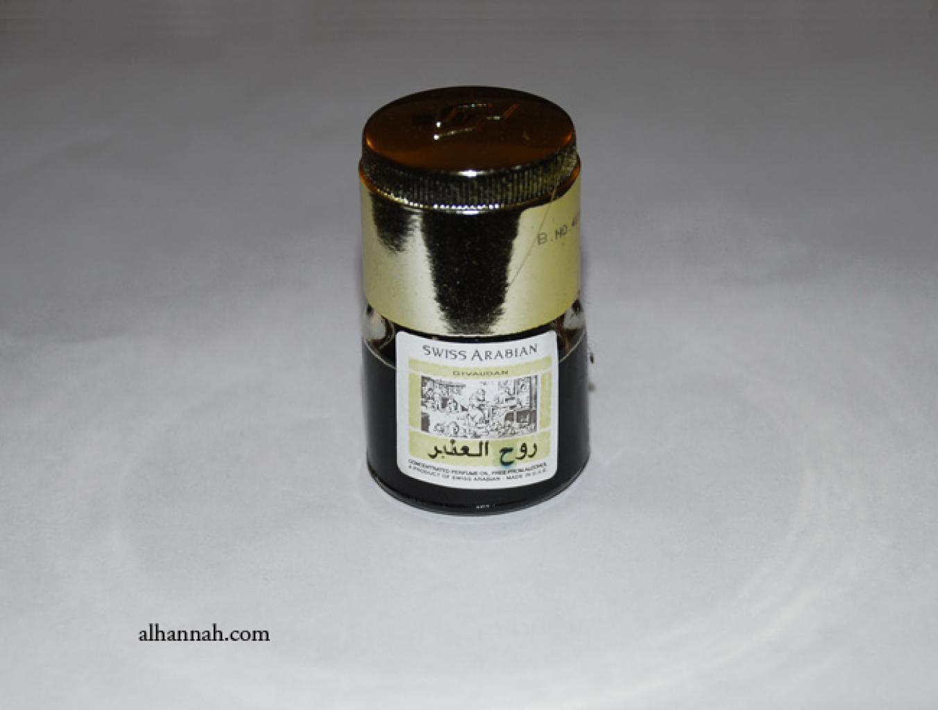 Swiss Arabian Roh Al Amber gi686