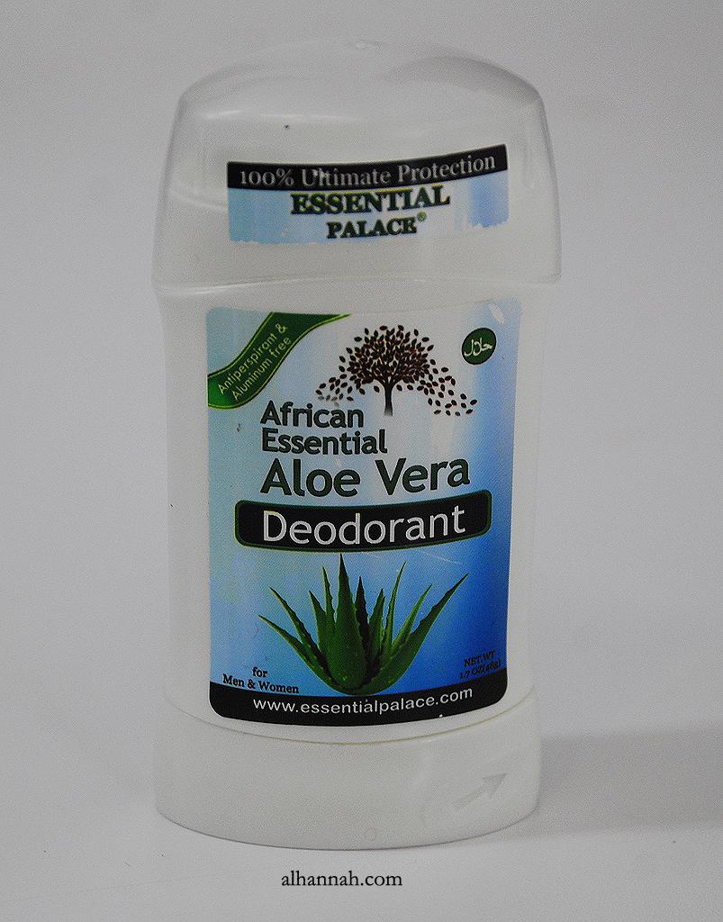 African Essential Aloe Vera Aluminum Free Deodorant gi900