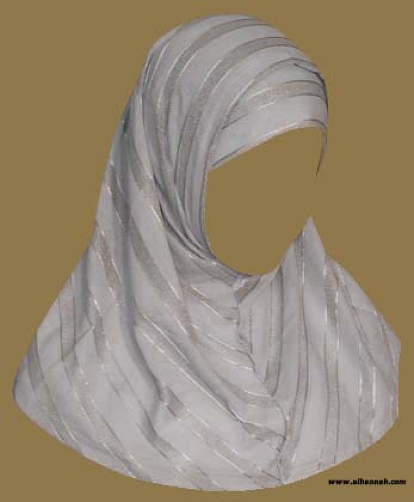Two Piece Religious Veil  hi1016