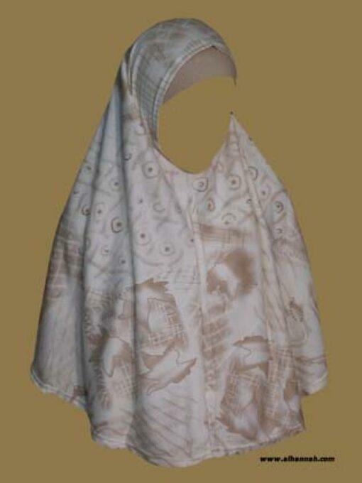 Classic Turkish Gauze Hijab  hi1020