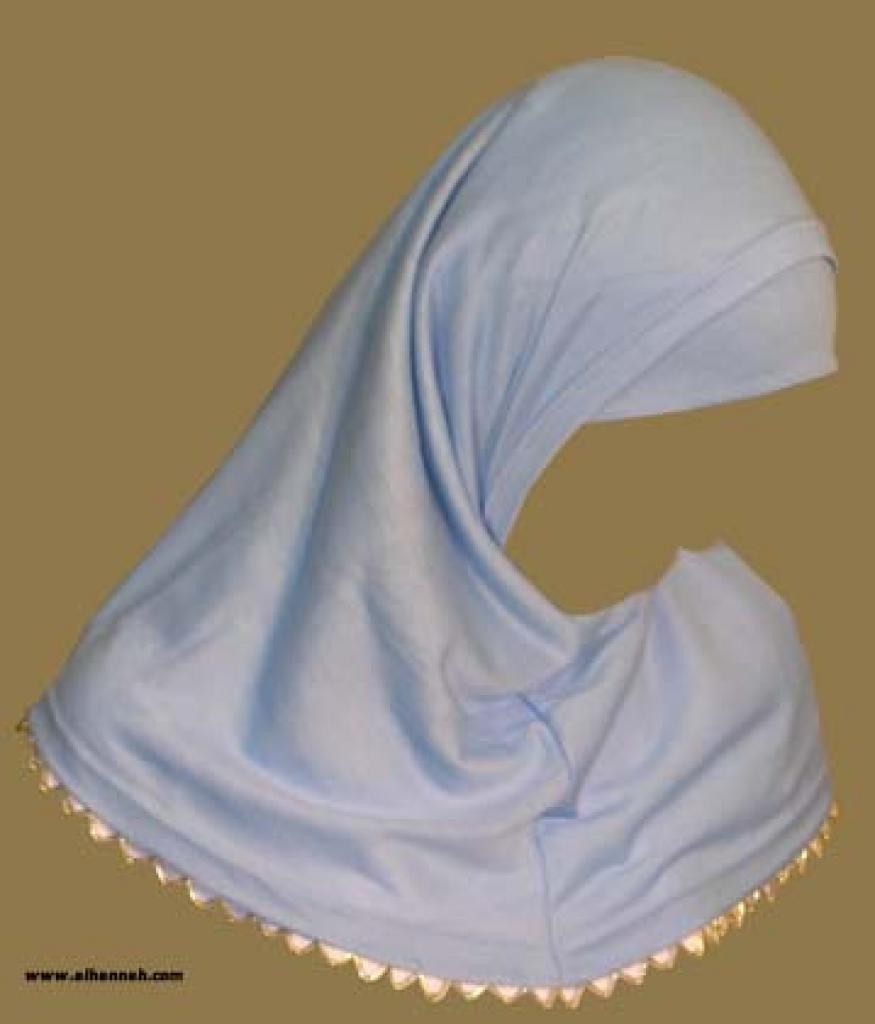 Two Piece  Religious Veil  hi1027